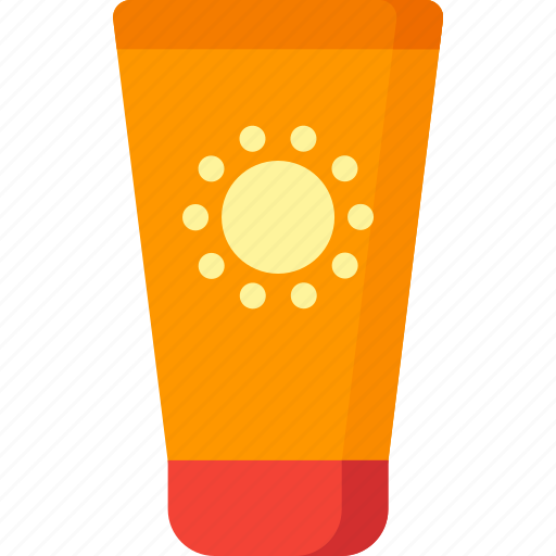Lotion, sun, beach, cosmetic, cream, day, nature icon - Download on Iconfinder
