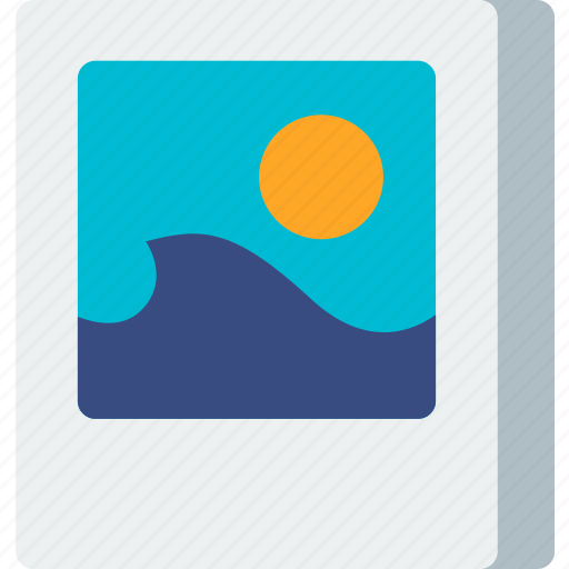 file, frame, gallery, landscape, photos, picture, pictures icon