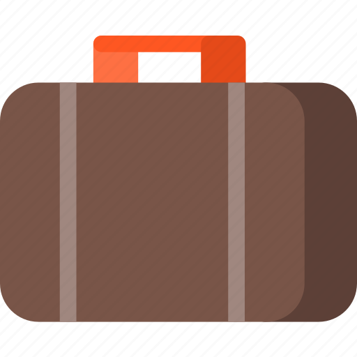 bag, briefcase, business, luggage, travel, trolley icon