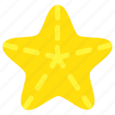 beach, star, star fish, starfish icon