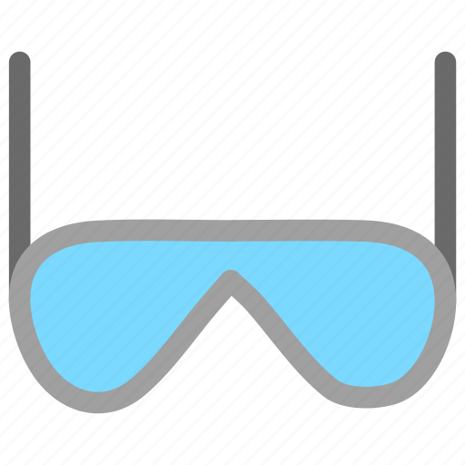 diving mask, glasses, mask, sunglasses icon