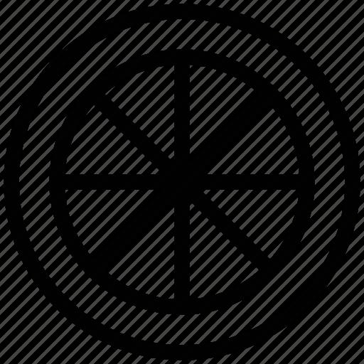 boat steering, tyre, wagon wheel, wheel icon