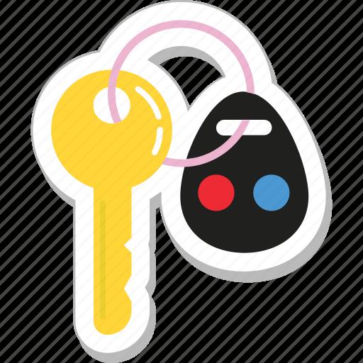 key, lock key, protection, room key, security icon