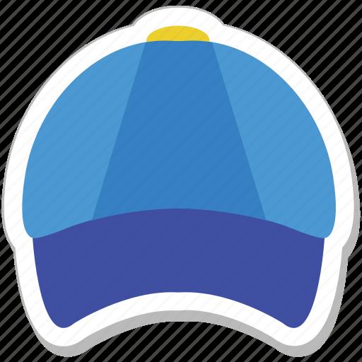 baseball cap, cap, golf cap, jockey cap, sports cap icon