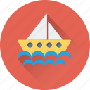 boat, cruise, ship, vessel, yacht