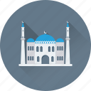 architecture, building, monument, mosque, temple icon