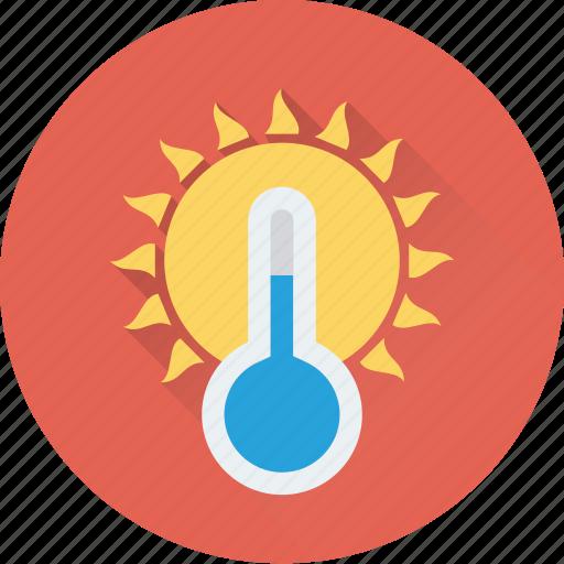 season, snow, temperature, thermometer, winter icon