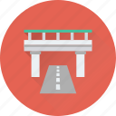 bridge, highway, passageway, tunnel, underpass icon