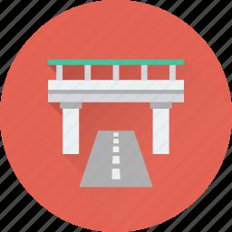 bridge, highway, passageway, tunnel, underpass icon