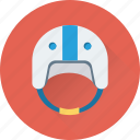 air, air helmet, helmet, sports equipment, sports helmet icon