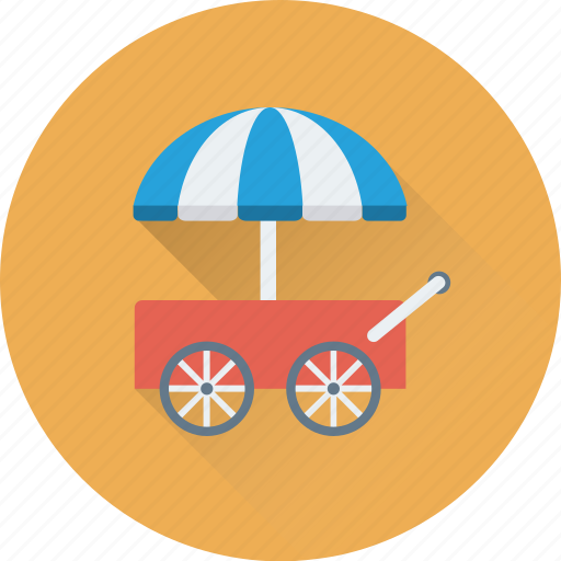market stand, retail shop, shop, shopping stall, stall icon
