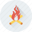 fire torch, flambeau burn, flame, torch, torch relay icon