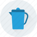 ewer, jug, kitchen utensil, vessel, water jug icon