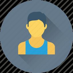 avatar, boy, person, stylish boy, young boy icon