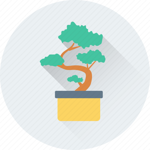 Flowering plant, greenery, nature, plant, plant pot icon - Download on Iconfinder
