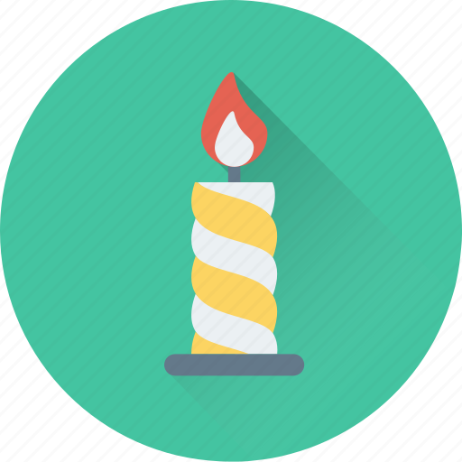 advent candle, burning candle, candle, decoration, flame icon