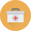 emergency, first aid, medical, medical aid, medicine icon