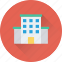 building, city building, guest house, hotel, hotel building icon