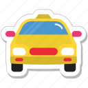 cab, coupes, taxi, taxicab, vehicle