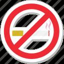 cigarette, no cigarette, no smoking, restriction, smoking