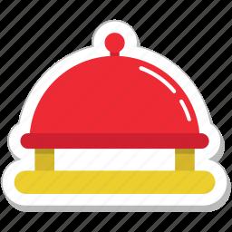 food, platter, restaurant, serving, serving platter icon