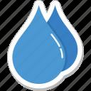 aqua, droplet, drops, raindrops, water drops