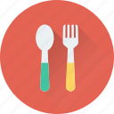 dining, eat, food, fork, restaurant icon