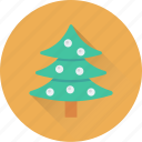 christmas tree, evergreen tree, fir tree, greenery, tree icon