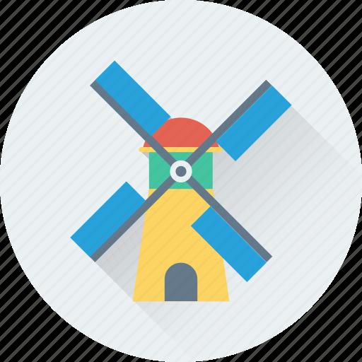 energy, power, wind energy, wind turbine, windmill icon