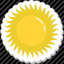 day, daylight, sun, sunlight, sunshine icon