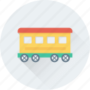 locomotive, train, train bogie, transport, travel icon