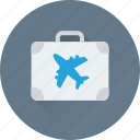 bag, baggage, luggage, luggage bag, shoulder bag icon