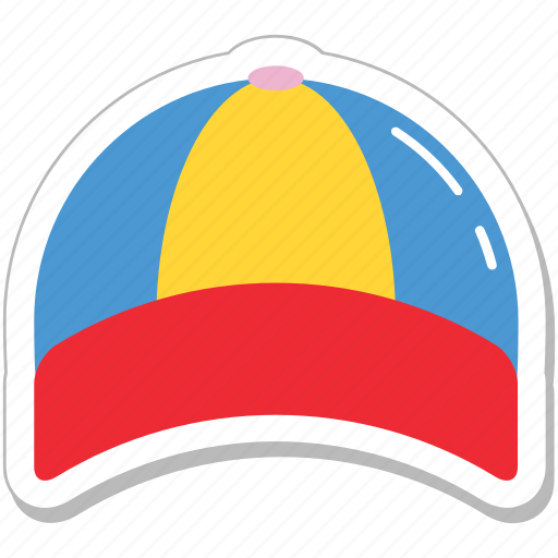 Baseball cap, cap, clothing, fashion, hat icon - Download on Iconfinder