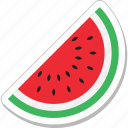 cantaloupe, food, fruit, juicy, watermelon icon