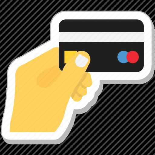 atm card, bank card, cash card, credit card, plastic money icon