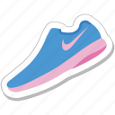 boots, footwear, shoes, sneakers, sports shoes icon