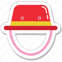 cap, clothing, fashion, hat, summer hat icon
