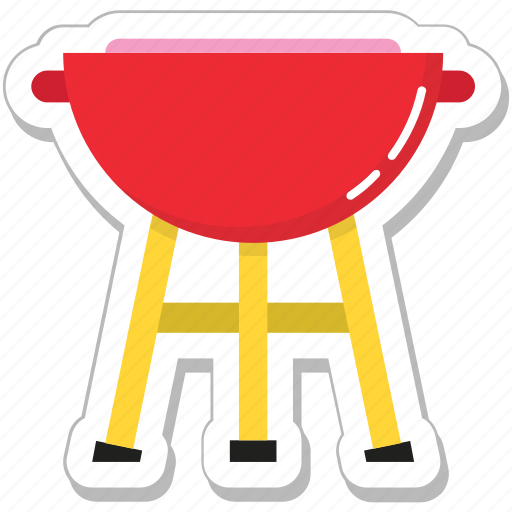 barbecue, bbq, bbq grill, chef grill, cooking icon