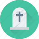 gravestone, halloween tombstone, headstone, scary, tombstone icon
