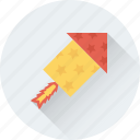 dynamite, explode, explosion, firework bomb, firework rocket icon