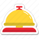 cloche, food, platter, restaurant, supper icon