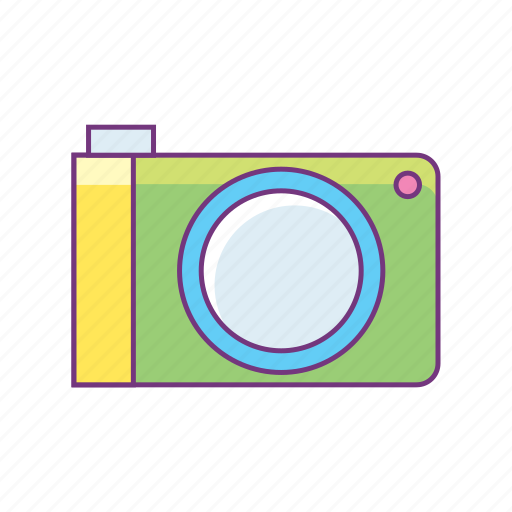 camera, gallery, photo, shoot, summer, tourism, travel icon