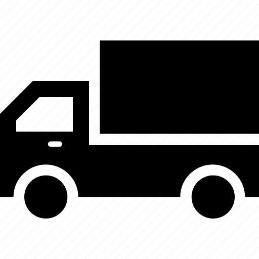 Delivery, lorry, shipping van, truck, vehicle icon - Download on Iconfinder
