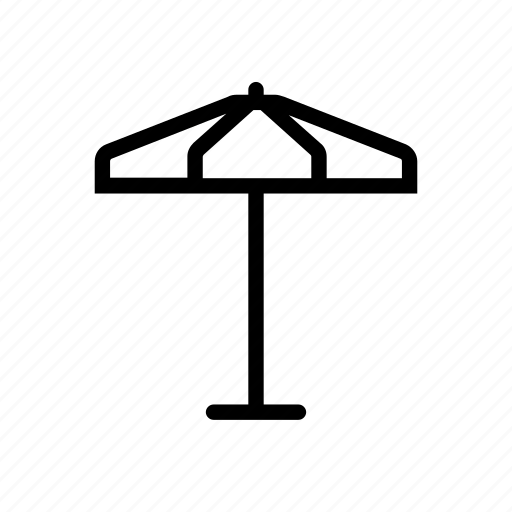 beach, holidays, sand, summer, sunshade, umbrella icon