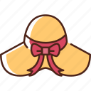 beach, hat, beach hat, summer-hat, headwear, holiday, summer