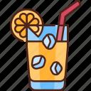 lemonade, drink, juice, beverage, glass, summer, lemon