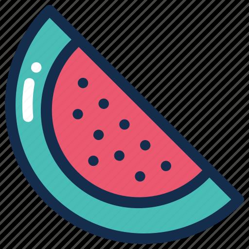Dessert, fruit, summer, sweet, watermelon icon - Download on Iconfinder