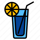 drink, fresh, fruit, healthy, juice icon