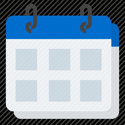Calendar, schedule icon - Download on Iconfinder