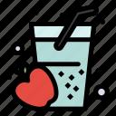 apple, drink, food, juice
